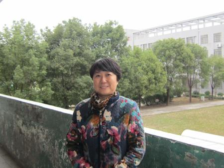 龚晓清(七年级英语教师)